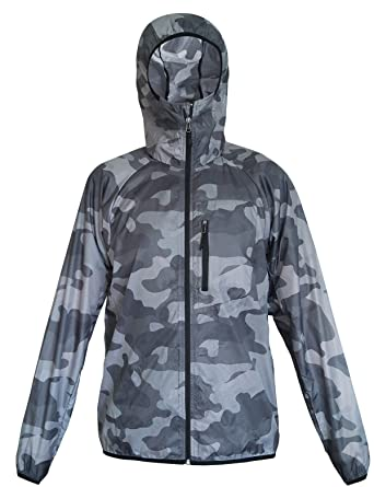 795a781aac8b4 Navis Marine Men's Lightweight Jacket Outdoor Windbreaker Waterproof  Pullover Quick Dry UV Protect (XL,