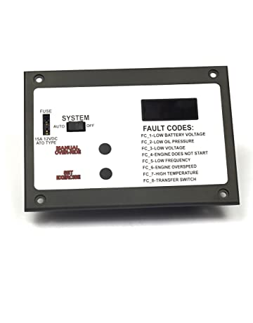 Briggs and Stratton 311353GS Panel - Control