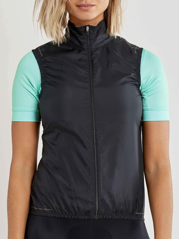 Craft Damen Jacken Essence Light Wind Bike Black