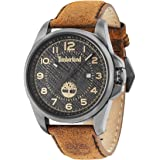 Timberland mens watch 14768JSU-02 noir temps seulement TBL. Leyden