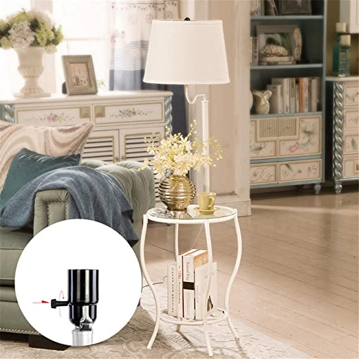 GMM® Lámparas de Piso Mesa de Centro de luz de Interior Dormitorio ...