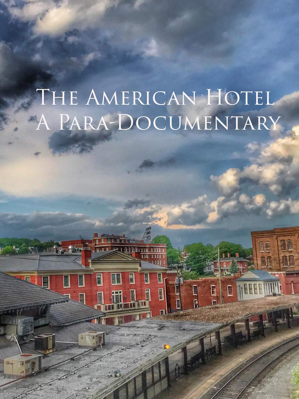 The American Hotel on Amazon Prime Video UK