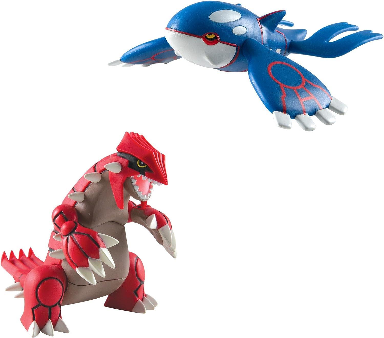 TOMY Pokémon Multi Legendario Figura Pack: Amazon.es: Juguetes y ...