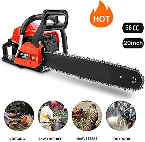ROOJER 58cc Gas Chainsaw