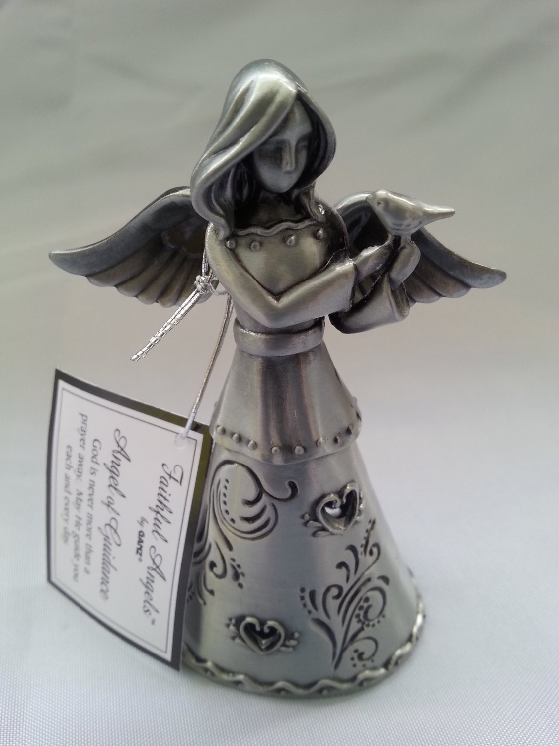 Other Ornaments Ganz Faithful Angel Figurines Angel Of