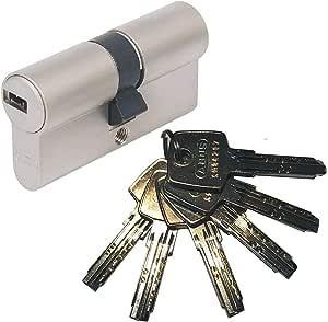 entrada de 40 mm, para cilindro europeo Cerradura de embutir Abus SE 40 CE BDC NF