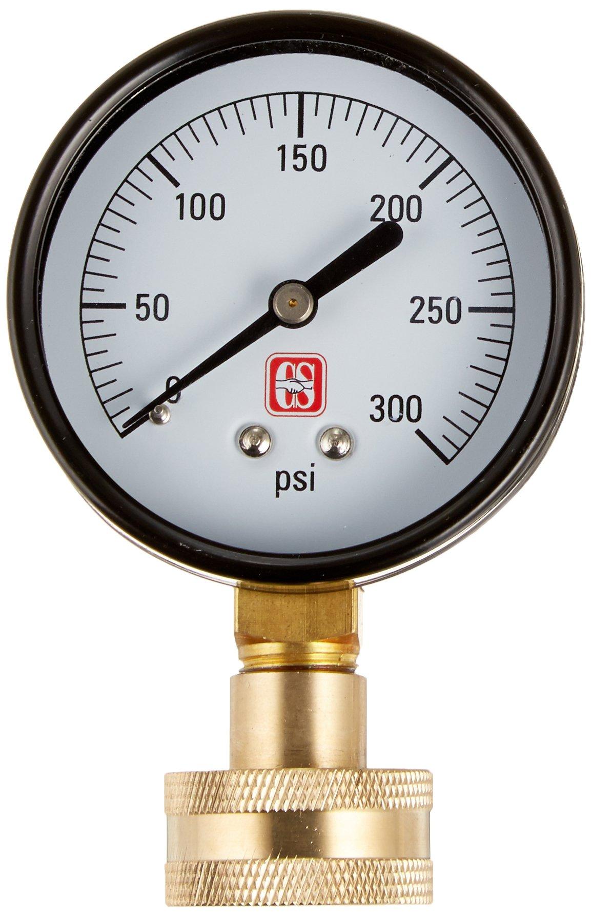 EZ-FLO 45169 Water Pressure Test Gauge