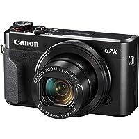 "Câmera Canon Powershot G7x Mark Ii, 20.1mp, 3"", Touch, Wi-fi - Preta"