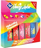 I-D Juicy Lube, Assorted Tubes, 5-Pack