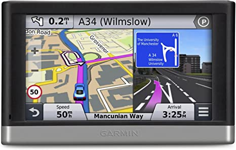 Garmin Nüvi 2567LM WE - GPS para coches de 5.0