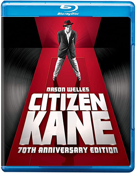 Image result for citizen kane blu ray