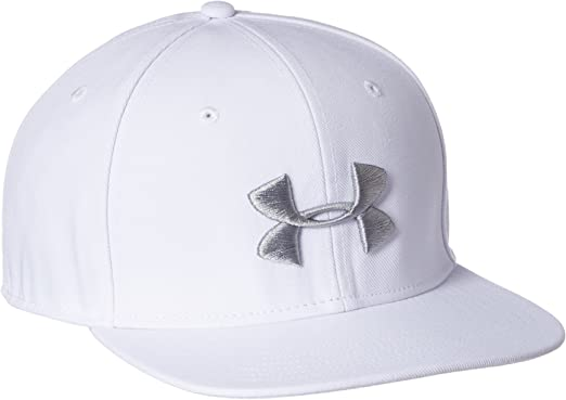 Under Armour Mens Elevate Update Cap Schirmmütze white-white ...