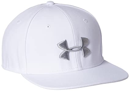 Amazon.com  Under Armour Men s Huddle Snapback Cap  Sports   Outdoors 06c87a2f43