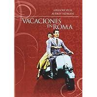 Vacaciones en Roma (Edición especial) [DVD]