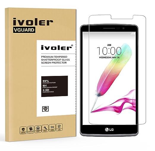 3 opinioni per LG G4 Stylus/LG G Stylo Pellicola Protettiva, iVoler® Pellicola Protettiva in