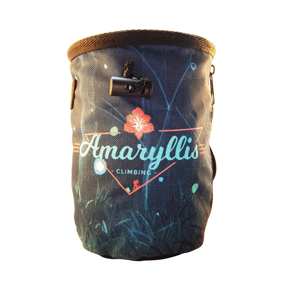 Amaryllis Climbing Chalk Bag Forgotten Forest AC2888