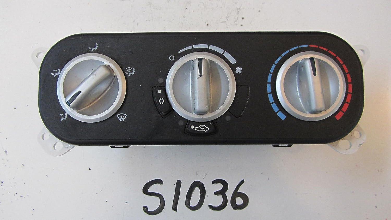 06 - 09 - Chrysler PT Cruiser clima control temperatura unidad a/c OEM 07 08 (S1036): Amazon.es: Coche y moto