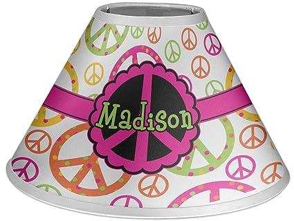Pantalla para lámpara de techo, (símbolo de la Paz ...