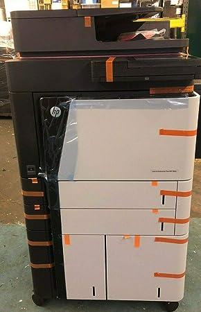 HP LaserJet Enterprise flow M830z - Impresora multifunción ...