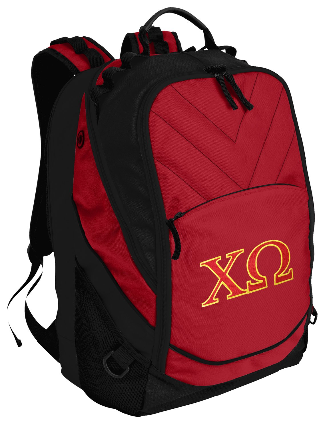 Broad Bay Chi O Backpack Red Chi Omega Laptop Computer Bags