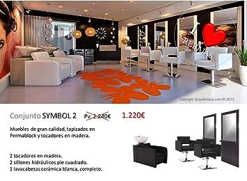 CONJUNTO DE PELUQUERIA SYMBOL: Amazon.es: Juguetes y juegos