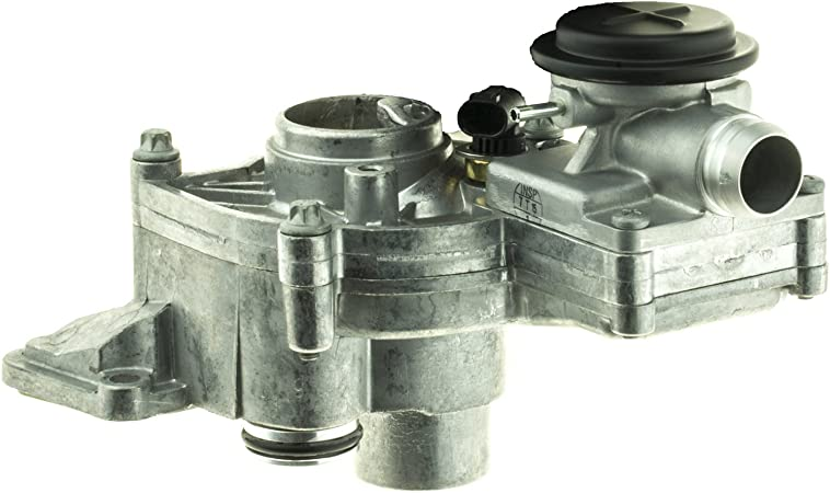 Engine Coolant Thermostat-Integrated Housing Upper Motorad 725-221