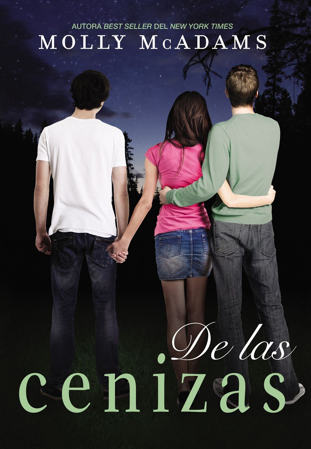 De las cenizas (Spanish Edition): Molly McAdams: 9780718080181: Amazon.com: Books