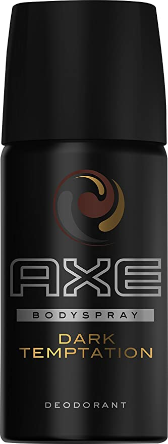 Axe oscuro Tentación Desodorante Spray de Mini, 6-pack (6 x 35 ml ...