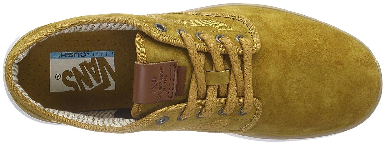 bad7c3dd5b7 Vans Iso 2 Trim Wood Thrush Mens Suede Trainers Tan 10 US  Amazon.ca  Shoes    Handbags