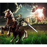 Legend Of Zelda Poster On Silk <68cm x 60cm, 27inch x 24inch> - Soie Affiche - 963562