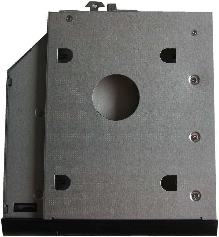 Generic 2nd Hard Drive HDD Ssd Caddy for Hp Elitebook 8440w 8530w 8540w 8730w 8740w Mobile Workstation