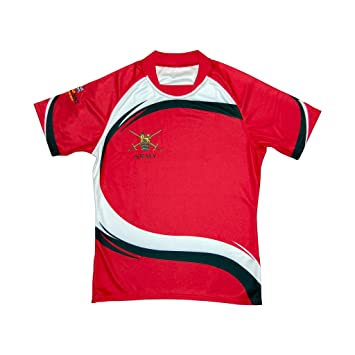2a8d8772d30 The Military Store Army v Navy Twickenham 2019 - Army Rugby Shirt (Small)