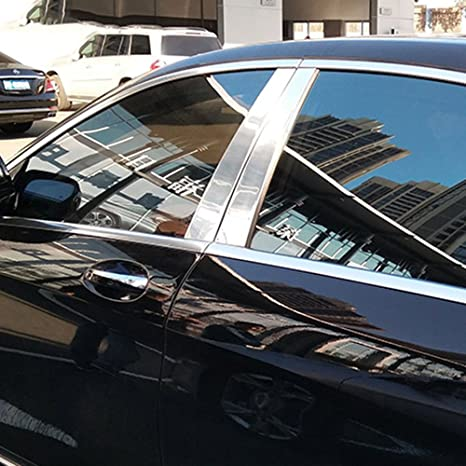 ventana moldura Trim aleación de aluminio 4 piezas/set