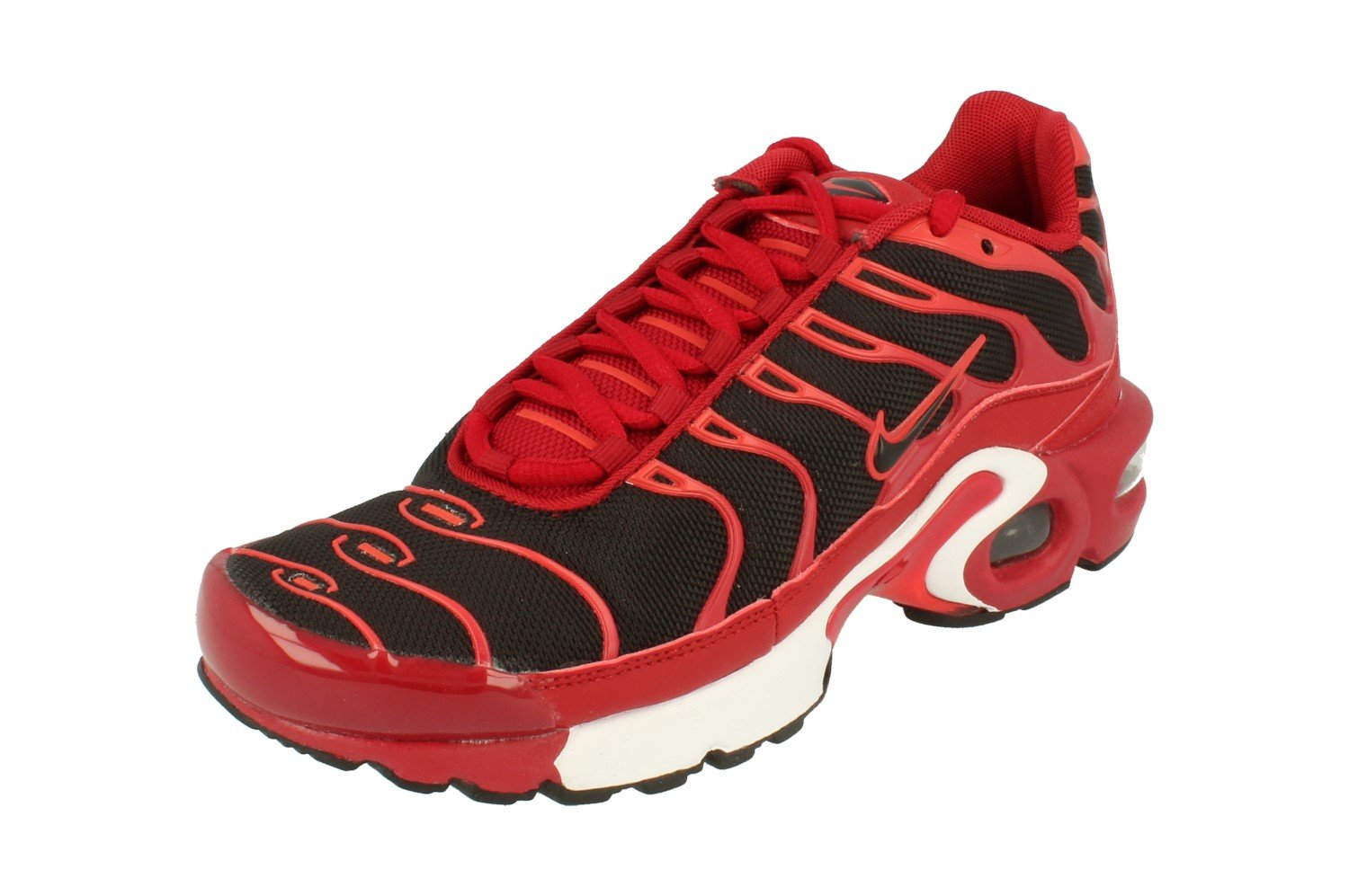Nike Air Max Plus GS Tn Tuned 1 Trainers 655020 Sneakers Shoes