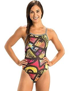 d54314b5577e9 Amazon.com: Dolfin Girl's Uglies Prints One Piece Swimsuit: Clothing