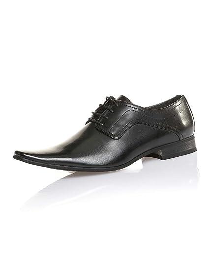 Chaussure city chic noire basse fD4B6MWfF