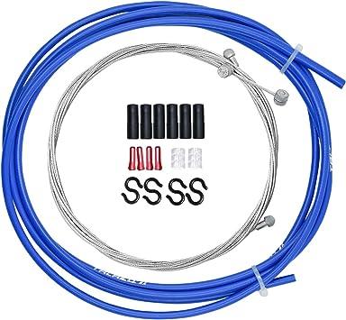SANTOO Cables Freno Bicicleta Universal, Kit de Freno Delantero y ...