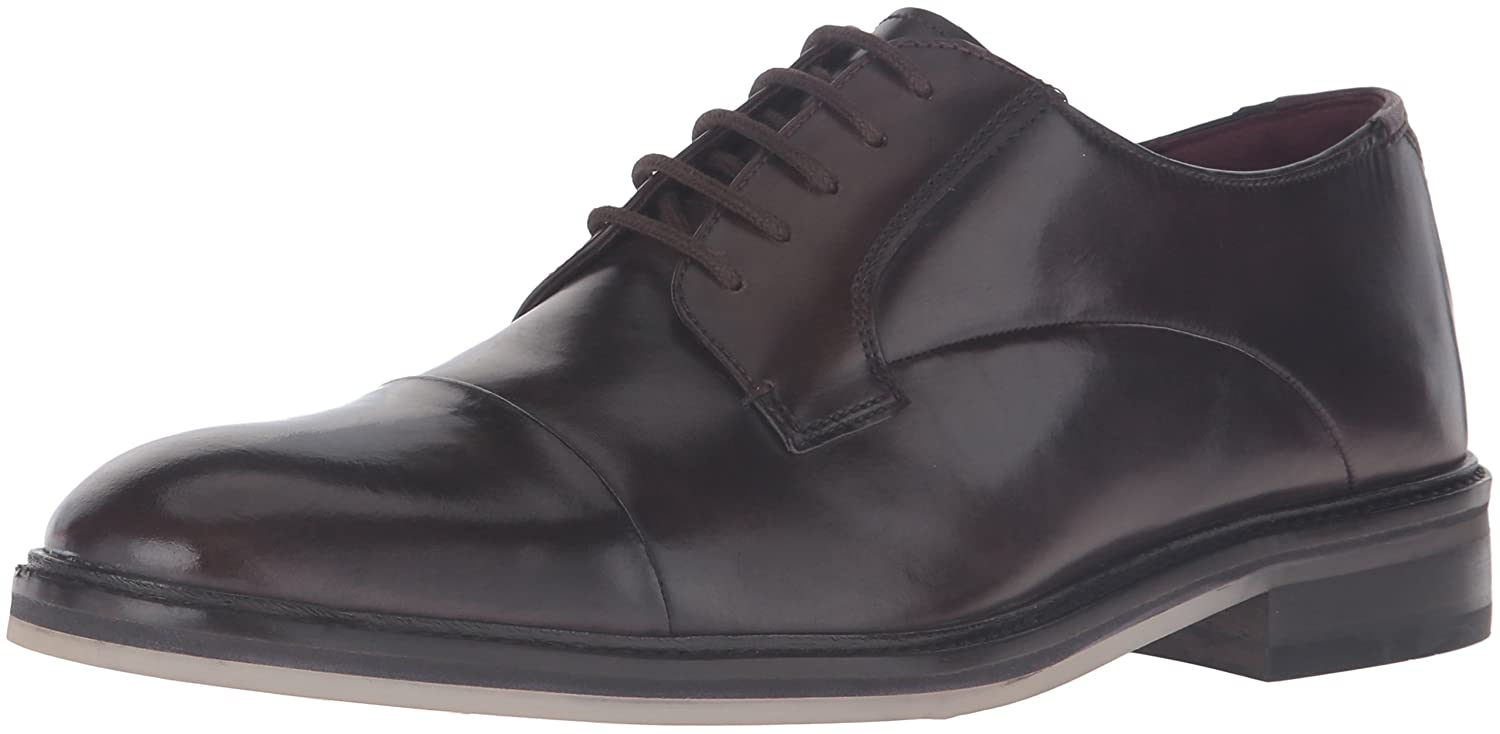 4ae8d67aac65c1 Amazon.com  Ted Baker Men s Aokii Oxford Brown Leather 13 M US  Shoes