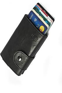 sciuU Cartera Tarjeta de Crédito/Portatarjetas de Visita ...