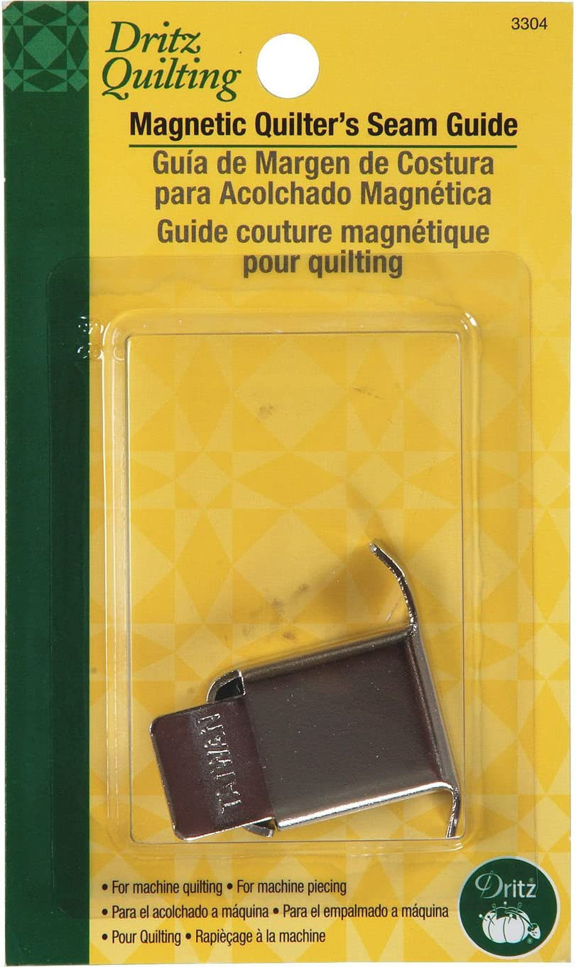 Ranking TOP4 Dritz 3304 Magnetic Quilter's Guide Seam Boston Mall