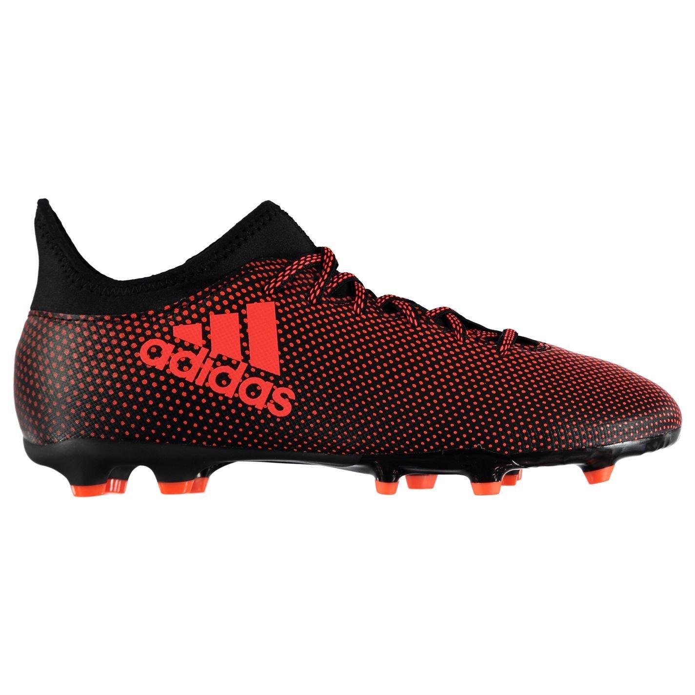 Adidas Unisex-Kinder X 17.3 Fg J Fußballschuhe