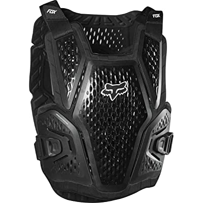 Fox Racing Youth Raceframe Roost Deflector-Black: Fox Racing: Automotive