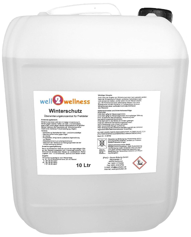 Piscina protezione invernale 10.0 litri