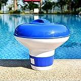 Generies Dispensador de cloro flotante de gran capacidad, ajustable