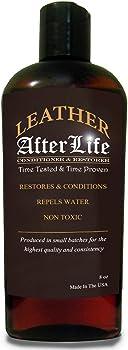 Leather Afterlife 8 oz Conditioner & Restorer for Cars