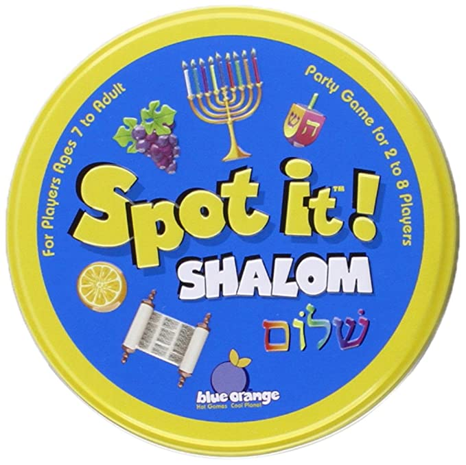 Asmodee Spot It! Shalom