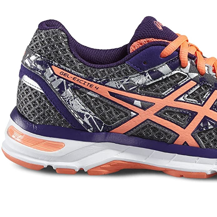 ASICS Unisex Adults  Gel Excite 4 T6E8N 9606 Running Shoes ... 6b67e1e6f1812