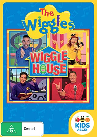 Amazon com: The Wiggles - Wiggle House [NON-USA Format / PAL