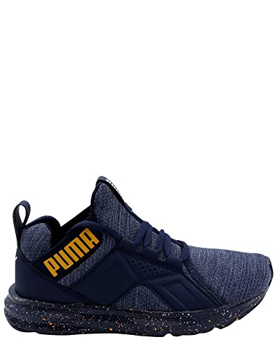 742b4999f Amazon.com  PUMA Kids Mens Enzo Heather Ripstop Speckle Jr (Big Kid ...