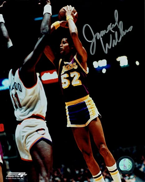 6faa5a39e4e Jamaal Wilkes Hand Signed Autographed 8x10 Photo Los Angeles Lakers v Bob  McAdoo at Amazon's Sports Collectibles Store